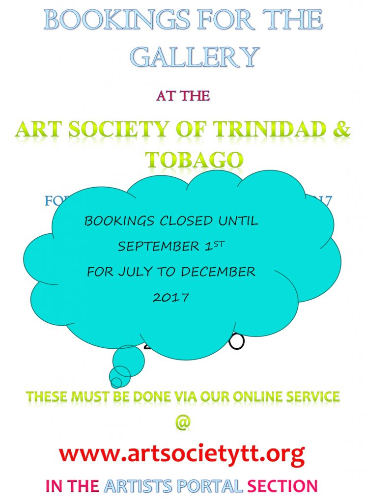 ASTT BOOKINGS FLYER FOR THE GALLERY 2017 CLOSED-1