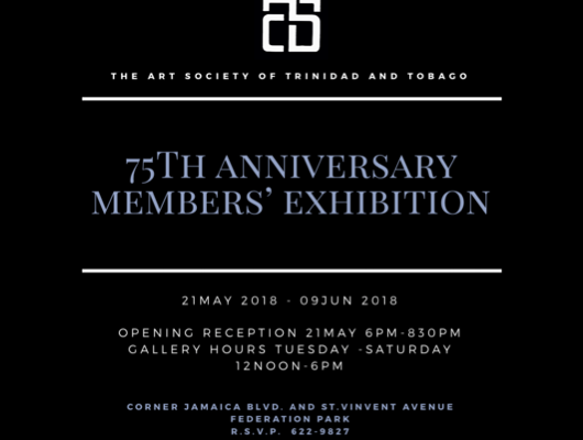MAY MEMBERS GROUP EXHIBITION 2018