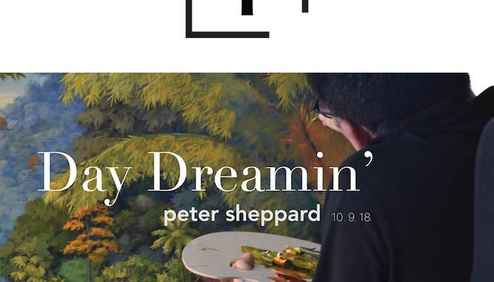 Peter Sheppard – Day Dreamin'