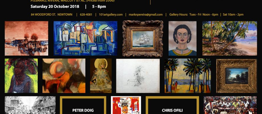 Precious Paintings 2018By Local And International Masters